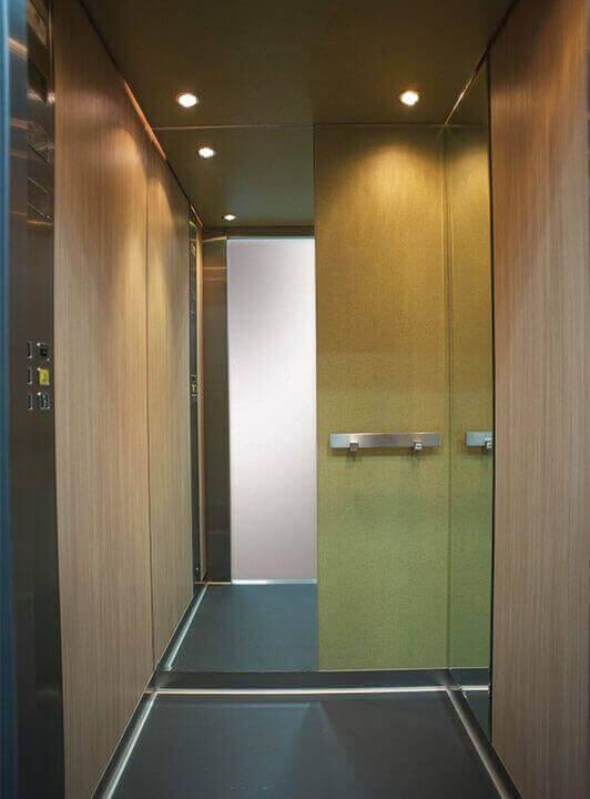 Θάλαμος Ανελκυστήρα - Art