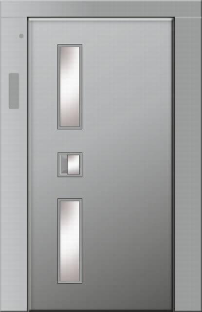 Πόρτα Ανελκυστήρα - D11