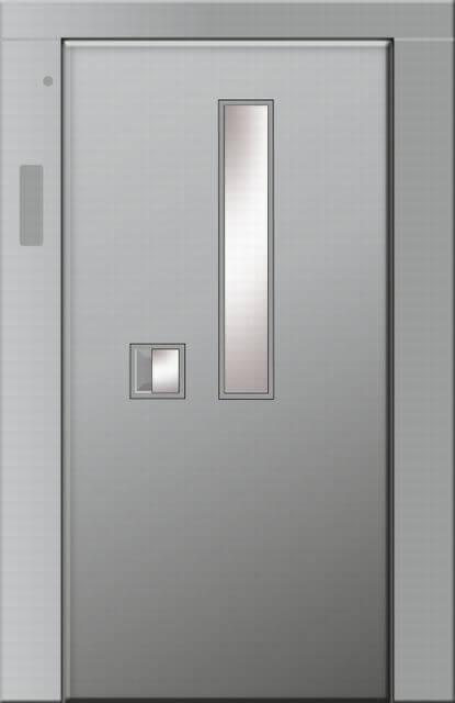 Πόρτα Ανελκυστήρα - D12