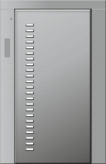 Πόρτα Ανελκυστήρα - D16