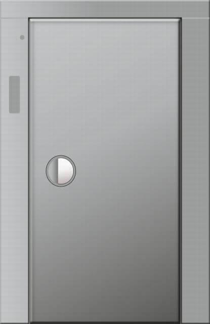 Πόρτα Ανελκυστήρα - D06