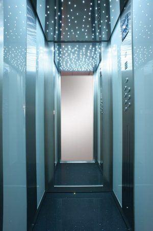 Θάλαμος Ανελκυστήρα - Glaze