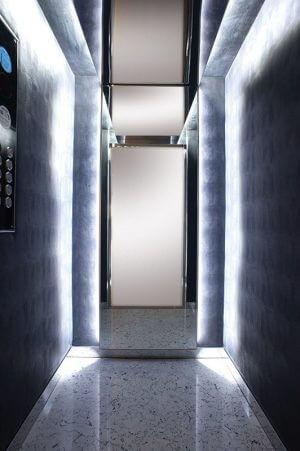 Θάλαμος Ανελκυστήρα - Leather