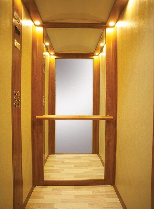 Θάλαμος Ανελκυστήρα - Loft