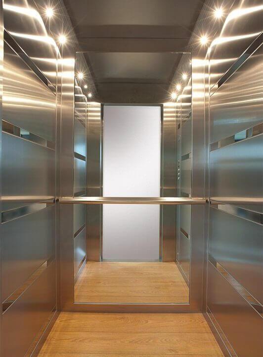 Θάλαμος Ανελκυστήρα - Metal