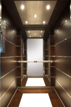 Θάλαμος Ανελκυστήρα - Wenge