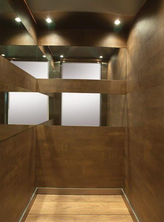 Θάλαμος Ανελκυστήρα - West